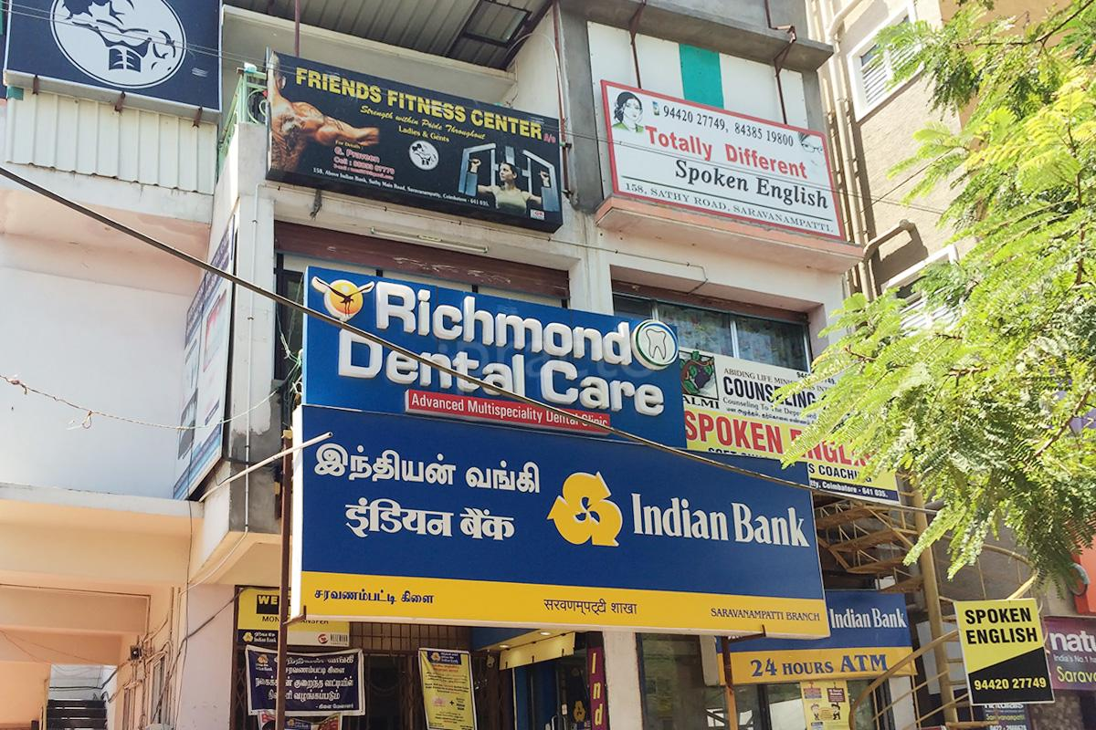 Best Dental Clinics in Coimbatore - Book Appointment, View