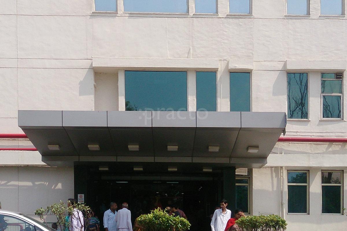 Sir Ganga Ram Hospital Image