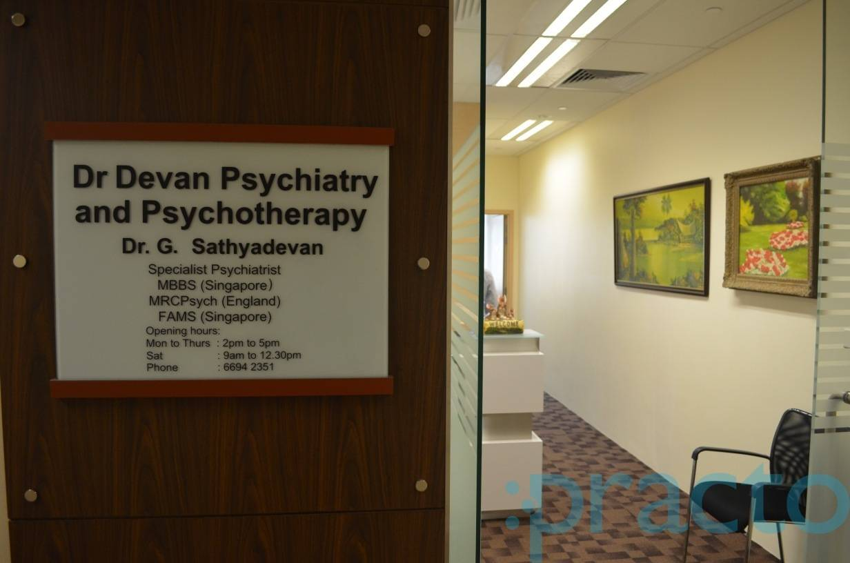 Best Psychiatry Clinics In Singapore Book Appointment View