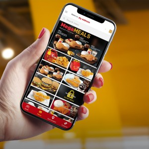 Download the McDelivery PH App