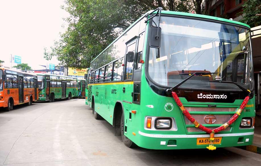 Tata Ultra LPO BSIV Buses Bengaluru