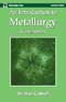 Introduction to Metalurgy 02 Ed by Alan Cottrell on Textnook.com