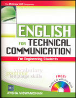 English for Technical Communication (With CD), 1st Ed by Aysha Viswamohan on Textnook.com