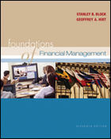 Foundation of Financial Man..11Ed (With CD) & Power Web, 11th Ed by Block on Textnook.com