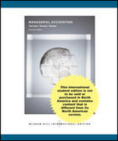Managerial Accounting (With Topic Tackler Plus), 11th Ed by Peter BrewerEric NoreenRay Garrison on Textnook.com