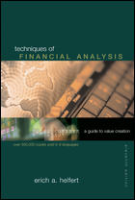Techniques of Financial Analysis: with Financial Genome Passcode Card: A Guide to Value Creation, 11th Ed by Helfert E A on Textnook.com
