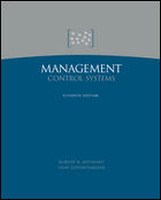 Management Control Systems, 11th Ed by Robert Anthony on Textnook.com