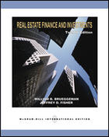 Real Estate Finance & Investments + Excel Templates CD, 12th Ed by William B BrueggemanD Fisher Jeffrey on Textnook.com
