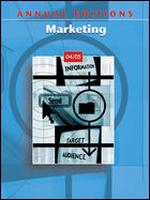 Annual Eds: Marketing 04/05 by John E Richardson on Textnook.com