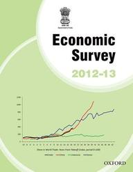 Economic Survey 2012 - 13 by Ministry of FinanceGovernment of India on Textnook.com