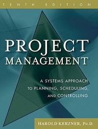 Project Management: A Systems Approach to Planning, Scheduling, and Controlling, 10th Ed by Harold Kerzner on Textnook.com