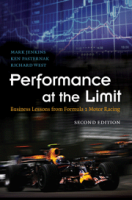 Performance At the Limit: Business Lessons From Formula 1 Motor Racing Second Edition by Ken PasternakMark JenkinsRichard West on Textnook.com