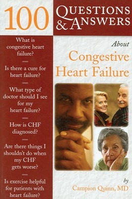 100 Q & A: About Congestive Heart Failure by Campion Quinn on Textnook.com