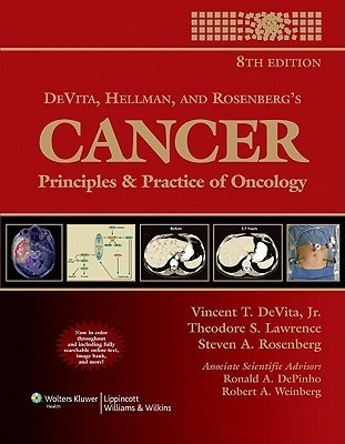 (Old)Cancer Principles & Practice Of Oncology (2Vols) by Devita on Textnook.com
