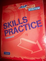 Amp Math System Skills Practice Workbook Vol 2 Level 1 (Natl) by Pearson Education on Textnook.com