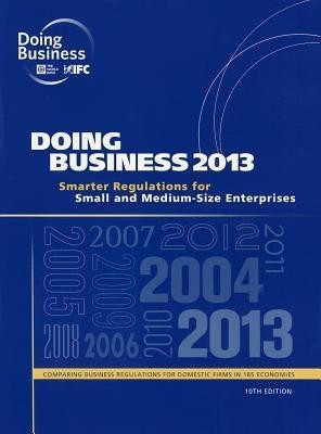 Doing Business 2013,  10/E by World Bank on Textnook.com