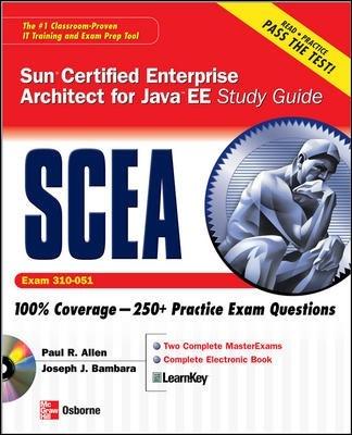 Scea For Java Ee Study Guide Exa 310-051 by Allen on Textnook.com