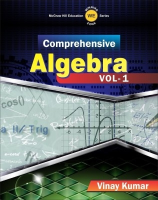 Comprehensive Algebra Vol 1 by Kumar on Textnook.com