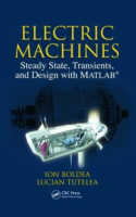 Electric Machines: Steady State, Transients, and Design with Matlab (With CD) 1 by Lucian Nicolae TuteleaIon Boldea on Textnook.com