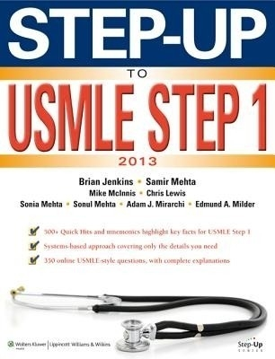 Step-Up To Usmle Step 1 by Jenkins on Textnook.com