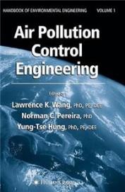 Air Pollution Control Engineering Vol 1 by Norman C PereiraYung Tse HungLawrence K Wang on Textnook.com