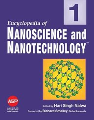 Encyclopedia of Nanoscience and Nanotechnology, 10 Vol. Set by Nalwa H S on Textnook.com