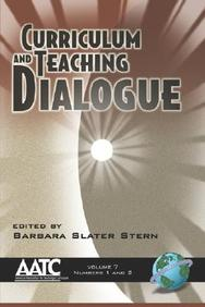Curriculum and Teaching Dialogue Vol 7 1&2 (Pb) by Barbara Slater Stern on Textnook.com