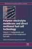 Polymer Electrolyte Membrane And Direct Methanol Fuel Cell Technology, Volume 1: Fundamentals And Performance Of Low Temperature Fuel Cells by Hartnig C Et. Al. on Textnook.com
