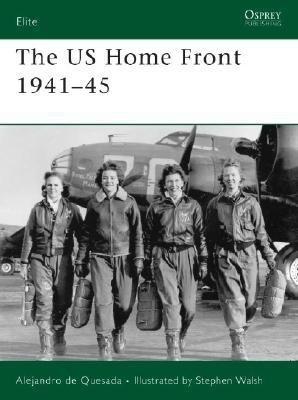 Us Home Front 1941-45 by Alejandro De Quesada on Textnook.com