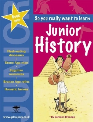 Junior History Book - 1 by Edward Lawlor Brennan on Textnook.com