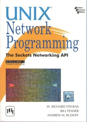 Unix Network Programming Vol 1 3Ed. by Bill FennerW. Richard StevensAndrew M. Rudoff on Textnook.com