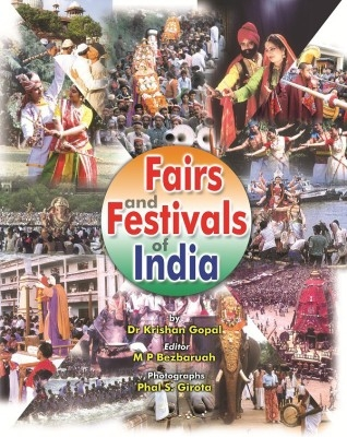 Fairs And Festivals of India (6 Vols.) Demy Quarto (English) 01 Edition by Krishan Gopal on Textnook.com