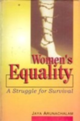Women's Equality: A Struggle For Survival (English) 01 Edition by M. Shakeel Ahmad on Textnook.com