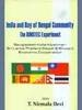 India And Bay of Bengal Community The Bimstec Experiment (English) 01 Edition by T. Nirmala Devi on Textnook.com