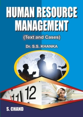 Human Resource Management, 1st Ed by S S Khanka on Textnook.com