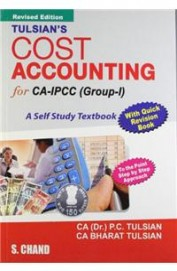 Cost Accounting for Ca Ipcc Group 1: A Self Studytextbook: Combo Pack by P C TulsianBharat Tulsian on Textnook.com