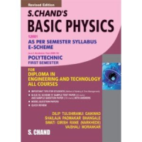 S.Chand's Basic Physics for Polytechnic (12001) by Dilip Tulshiramji on Textnook.com