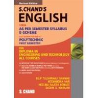 S.Chand's English (12004) by Dilip G Tulshiramji on Textnook.com