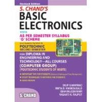 S.Chand's Electronics for Iind Sem Computer Group 12025 by DILIP TULSHIRAMJI GAIKWAD on Textnook.com