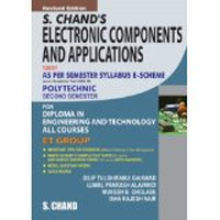 S.Chand's Electronic Comp.And App.For Iind Sem (Et Group) 12, 1st Ed by DILIP TULSHIRAMJI GAIKWAD on Textnook.com