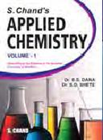 S. Chand Applied Chemistry Vol - 1, 1st Ed by S S DARA on Textnook.com