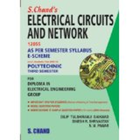 Electrical Circuits and Network 12055 (Polytechnic), 1st Ed by N M PAWARDINESH R SHRIVASTAVDILIP TULSHIRAMJI GAIKWAD on Textnook.com