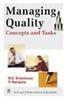 Managing Quality: Concepts and Tasks, 1st Ed by N S SreenivasanV Narayana on Textnook.com
