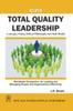 Total Quality Leadership, 1st Ed by J R Bhatti on Textnook.com