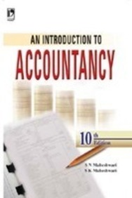 An Introduction to Accountancy 10th by S N Maheshwari on Textnook.com