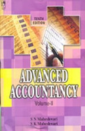 Advanced Accountancy V. 2 10/E by S K MaheshwariS N Maheshwari on Textnook.com