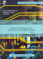 Basic Electrical and Electronics Engineering Vol. 1 (WBUT), 2nd Ed by BANDYOPADHYAY on Textnook.com