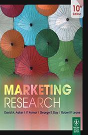 Marketing Research 10/E by David A AakerGeorge S DayKumar V on Textnook.com