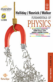 Fundamentals of Physics: Text & Practice Book Class 12 Set of 2 Books (With Dvd): Cbse by David M WalkerDavid Halliday on Textnook.com