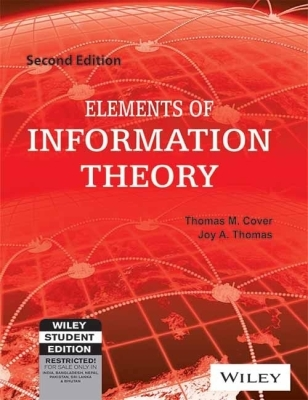 Elements Of Information Theory, 2/Ed by Cover T M on Textnook.com